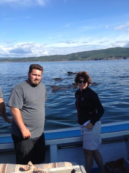 Eagle Eye Outfitters: Whale and Seal Tours