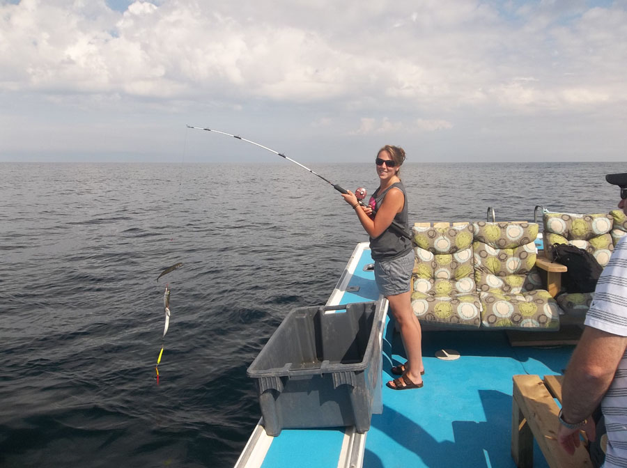 Deep sea fishing eagle eye outfitters for Deep sea fishing in california