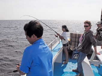 Eagle Eye Outfitters: Deep Sea Fishing