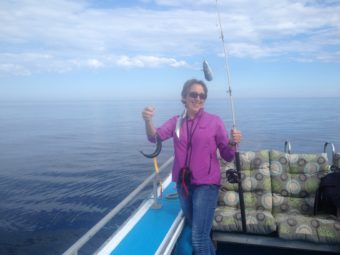 Fishing at Eagle Eye Outfitters