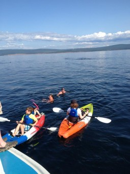 Eagle Eye Outfitters: Kayak Tours