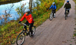 Eagle Eye Outfitters: Bike Rentals